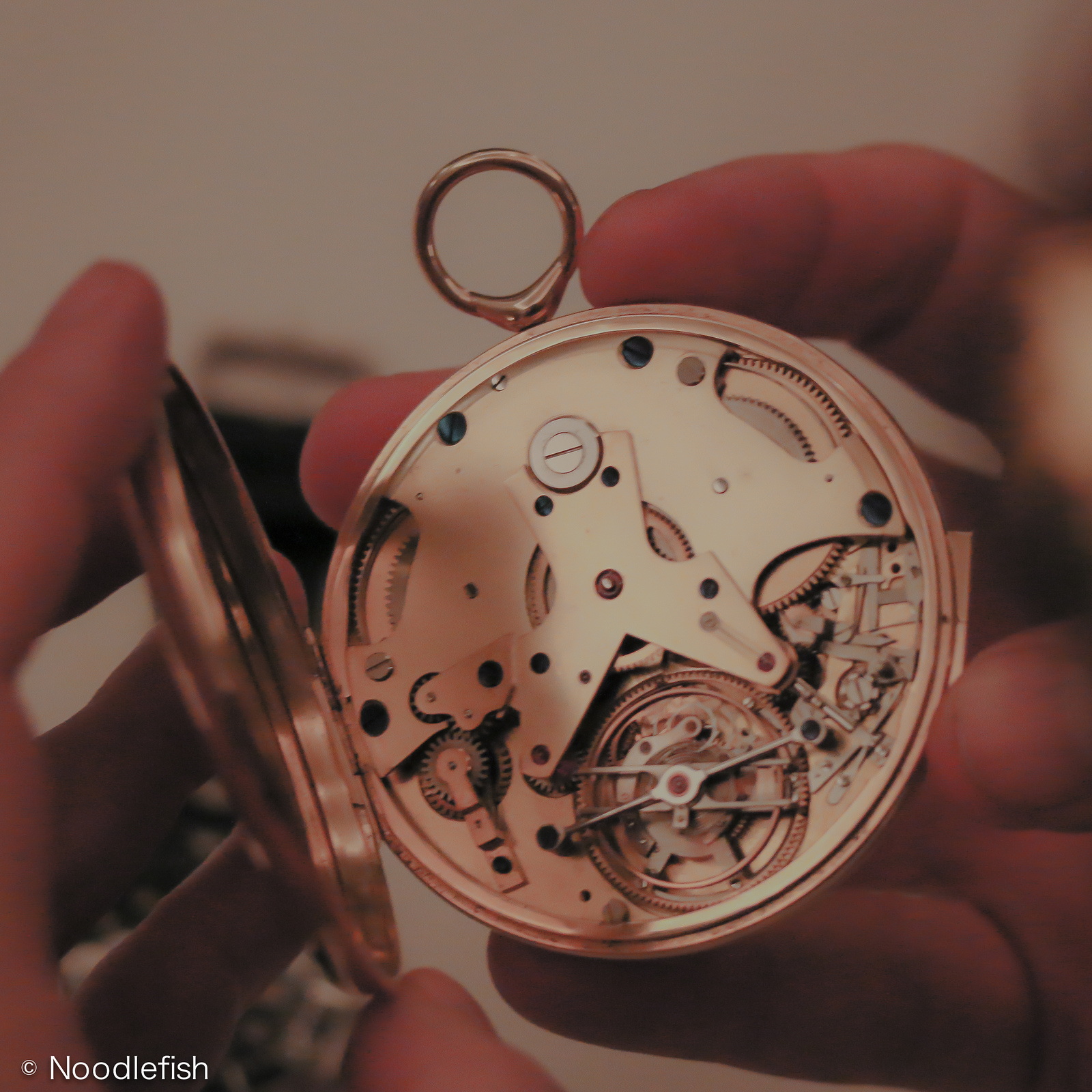 Four-Minute Tourbillon