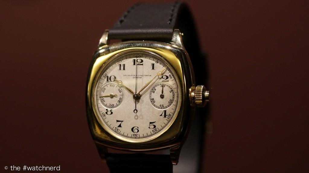 Monopoussir chronograph wristwatch