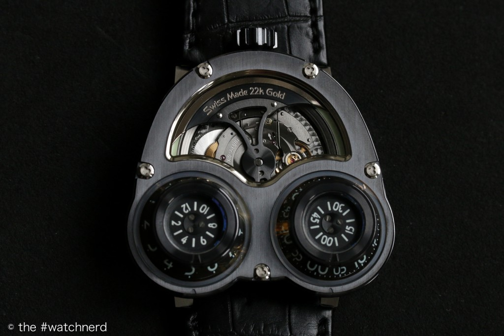 The HM3 Horological Machine