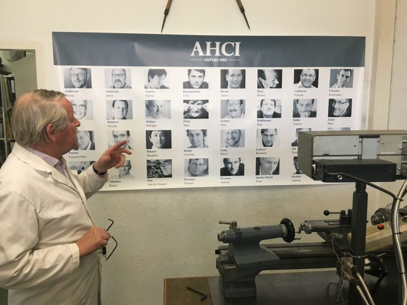 Svend Andersen: the godfather of modern independent watchmaking