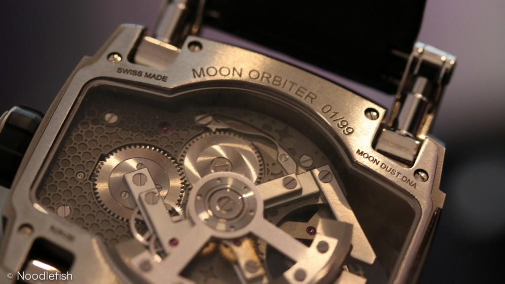 The Romain Jerome Moon Orbiter