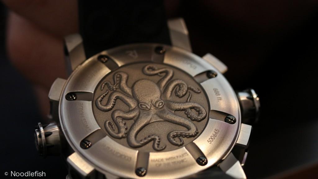The Romain Jerome Octopus