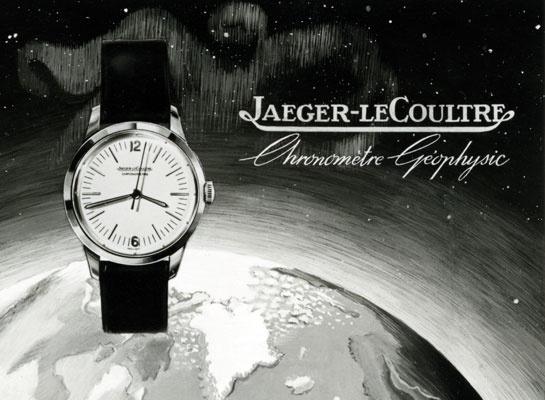(C) Jaeger LeCoultre