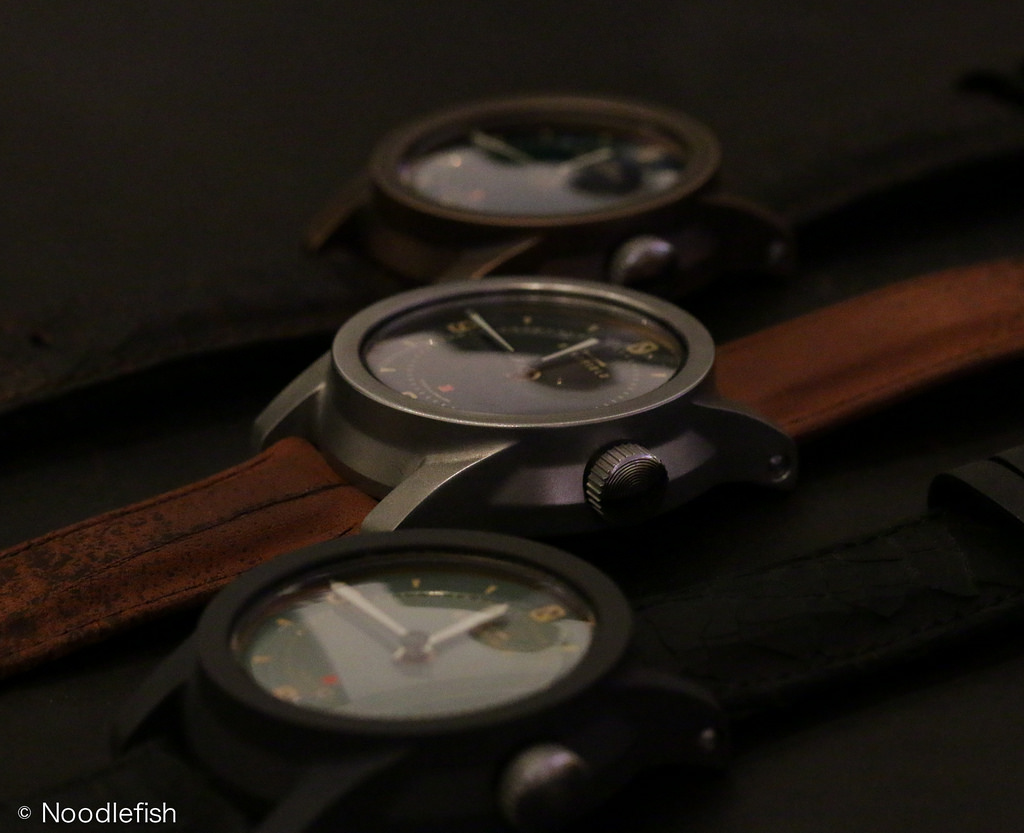 Schofield Beaters at SalonQP