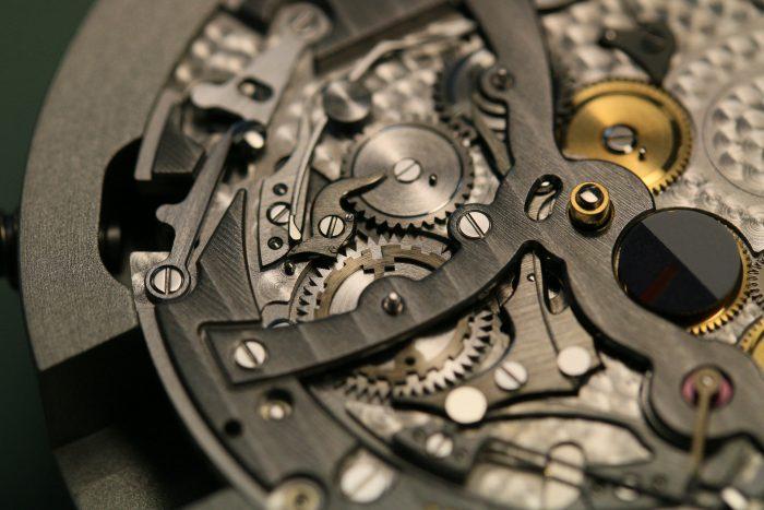 Agenhor SA's perpetual calendar mechanism