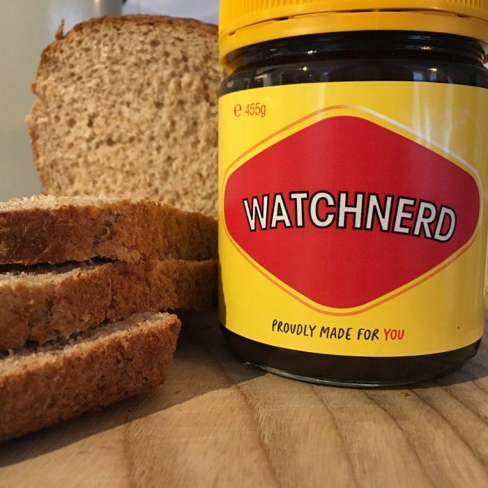 #watchnerd Vegemite, via @Horologium